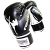 FIGHTERS - Boxhandschuhe / Competition / Schwarz / 10 oz
