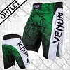 Venum - Fightshorts MMA Shorts / Amazonia 5.0  / Grün / Medium