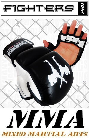 FIGHTERS - MMA Handschuhe / Shooto Elite / Small