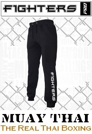 FIGHTERS - Training Pants / Giant / Black / XS