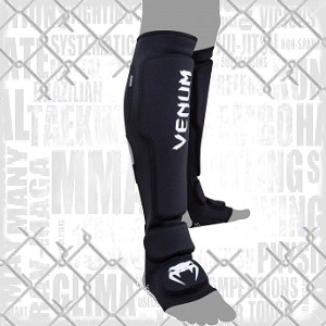 Venum - Instep Protection / Kontact Evo / Black / Small